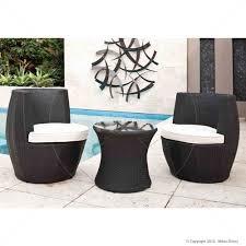 Best Painting Wicker Furniture  Furniture Design IdeasBlack Outdoor Wicker Furniture