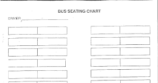 Bus Seating Chart Dochub
