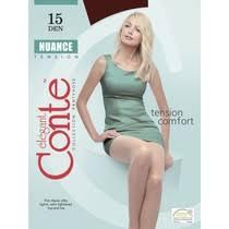 <b>Колготки</b> женские <b>Conte Elegant Nuance</b> светло-бежевый 15 den ...
