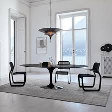 Knoll International Saarinen Tisch Oval Ambientedirect