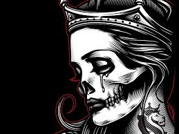 Ogabel Sad Queen Illustrator Vector Art By Og Abel Dribbble Dribbble