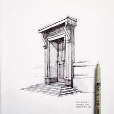 architecture sketches. 254 best croquis images on pinterest architecture architectural sketches and drawings g