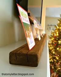 Free Standing Christmas Card Holder Display Card Holder Archives Mine For The Making 81