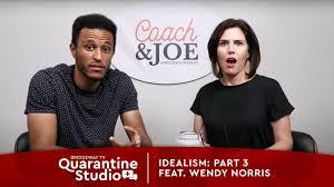Idealism: Part 3 feat. Wendy Norris // COACH & JOE - YouTube