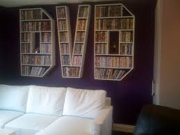 picture of dvd shelf