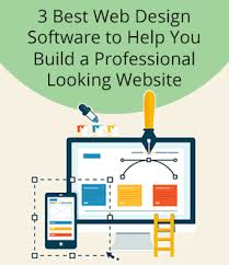 web template design software. 3 Web Design Software to Easily Help You Build an Awesome Website