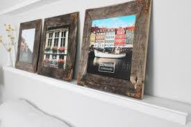 industrial picture frame by the winthrop chronicles featrued on remodelaholic