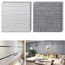 Buy Large 3D Brick Wall Stickers DIY ...