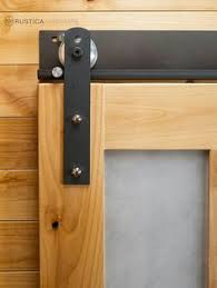 supply your own track option single track byp barn door kit raw steel or black finish byp kit for barn doors made in the usa byp barn