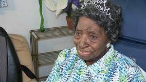111 year old Houston woman talks about ...