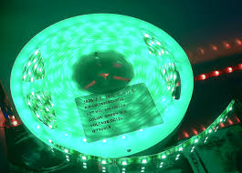 Green Led Light Strips Delectable 60SMD NovaBright Green Super Bright Flexible LED Light Strip 60 Ft