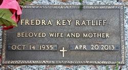 Fredra Adeline Key Ratliff (1935-2013) - Find A Grave Memorial