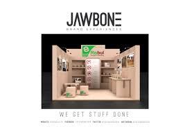 Jawbone Packaging Design Trade Show Stand Design 3d Render Rebul Packaging Design Aad