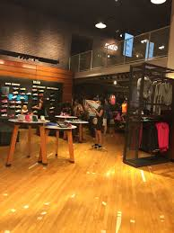 ntc nike master trainer training summit  downtown nike store it s amazing inside here 3 story store for you women men and kids gah