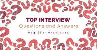 Top 16 Important Interview Questions Answers For Freshers Wisestep