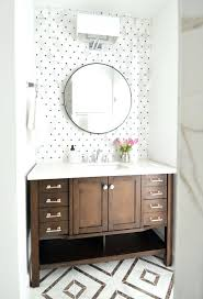 tiled wall bathroom glamorous bathroom best wood vanity ideas on industrial at tile accent wall in