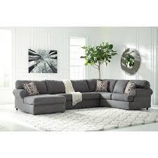 furniture redding ca. Contemporary Redding Jayceon  Steel 3 Piece Sectional In Furniture Redding Ca U