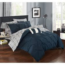 Best 25+ King bedding sets ideas on Pinterest | King bed linen ... & Elegant Pinch Pleated Details define this stunning complete comforter set  and sheet set ensemble. Hand Adamdwight.com