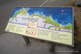 to get to glass beach turn on elm st right near the dennys on the north side of fort bragg from here you will drive to the intersection with glass beach