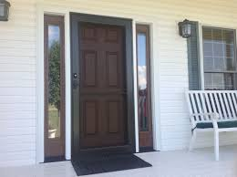 How to Tame the Countryside with a Classic Fiberglass Door and ...