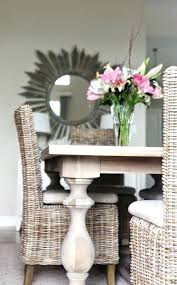 brilliant a thing for wicker latest trends in home decorating dining room chairs decor round table