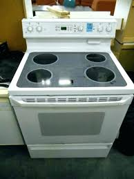 gas stove top with griddle. Ge Gas Stove Outstanding Profile Glass Top Inside Flat With Griddle