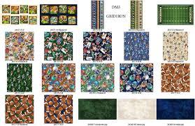 New Quilt Patterns Featuring Quilting Treasures — The Inquiring ... & The whole alphabet is included as templates, so you can customize this quilt  to commemorate your favorite team. Adamdwight.com