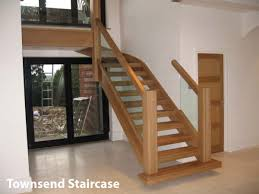 bespoke stairs bespoke glass staircase