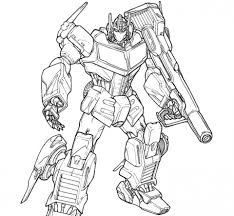 Small Picture Get This Free Transformers Coloring Pages to Print Out 83756