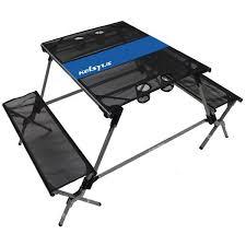 kelsyus portable folding camping table portable folding picnic table91