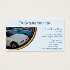 Sales Business Cards Car Dealership Auto Sales Associate Business Card