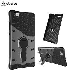AKABEILA <b>Heavy Duty Silicone Cases</b> For Huawei P8 Lite P8 Mini ...