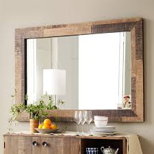 wood wall mirrors. Reclaimed Wood Wall Mirror. Room View. View Mirrors N