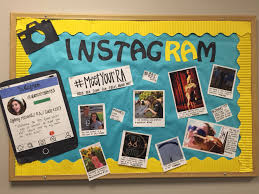 My Meet Your Ra Bulletin Board For My Hall Ra Reslife College