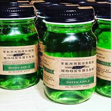 Tennessee XXX Moonshine has the perfect green apple shine for St.