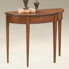 butler contessa iron fossil stone console table metalworks hayneedle