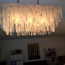 glass orb chandelier west elm