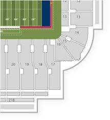 Download Arizona Wildcats Football Seating Chart Arizona