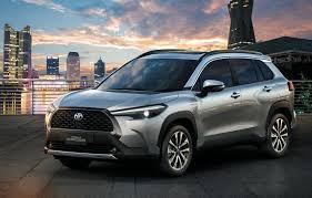 Toyota Corolla Cross revealed, coming to Australia in 2022