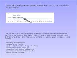 Subject Line In Emails When Sending Resume Igniteresumes Com