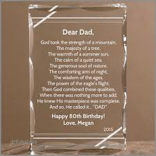 70th birthday present ideas for dad