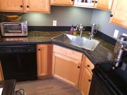 reclaimed semi truck platform kitchen countertop