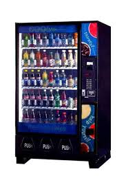 Pop Vending Machine Impressive Dixie Narco Model 48 Soda Vending Machine Vending World