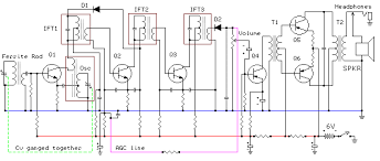 radio circuit diagram the wiring diagram am fm transistor radio circuit diagram nodasystech circuit diagram