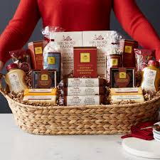 grand hickory holiday gift basket