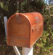 unique residential mailboxes. Awesome Copper Mailboxes Of Custom Residential Unique