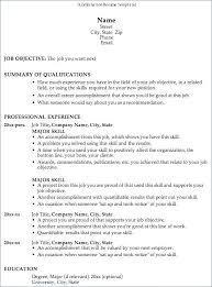 Latest Resume Samples Resume Sample With Skill It Skills Resume Best