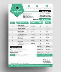10 Formatos Y Modelo De Facturas Para Imprimir Desde Casa