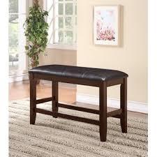 bar stool bench. Fulton Counter Height Bench Bar Stool E