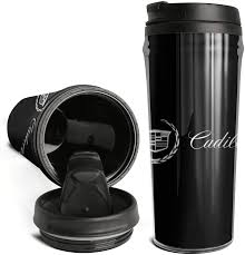 Our ceramic coffee mugs are available in two sizes: Amazon Com Cute Novelty Coffee Cup Cadillac Dealer Near Me For Sale Style Double Wall Insulated Thermal Coffee Mugs Travel For Men Women 16 9 Oz Kitchen Dining